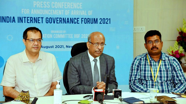 India's first Internet Governance Forum to be held in October