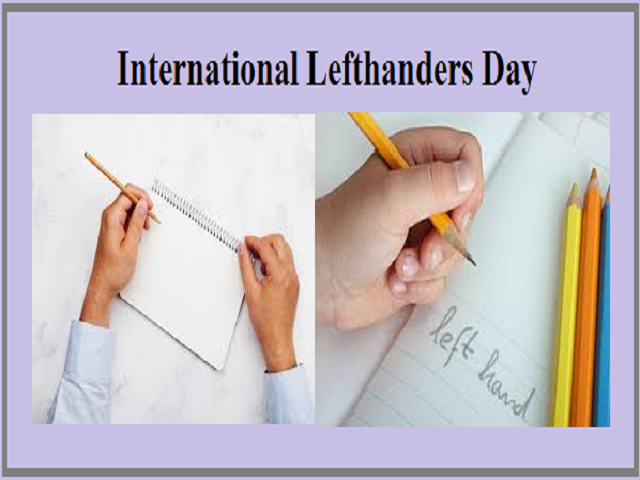 International Left-Handers Day 2021: Date, History, Significance, and Facts