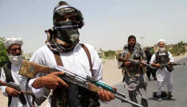 Taliban captures