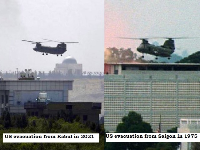 Afghanistan Crisis: Why US withdrawal from Kabul is being compared to fall of Saigon? – What is Saigon and why is it relevant?