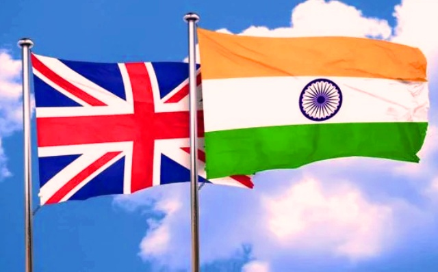 UK to start trade talks with India by the end of 2021