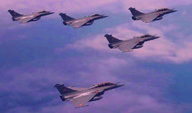 DRDO develops advanced chaff technology to safeguard IAF fighter aircrafts