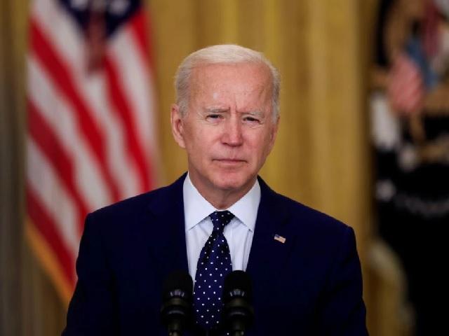 Joe Biden on Afghanistan evacuation