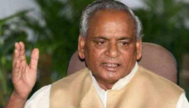 Former UP CM Kalyan Singh passes away at 89