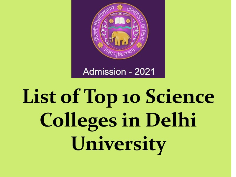 Top 10 Science Courses 2021