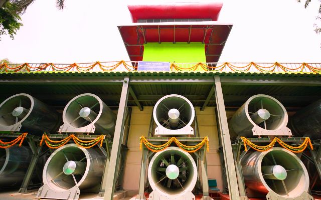 India's first smog tower inaugurated in Delhi: Everything you need to know