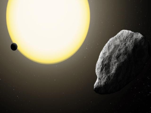 Fastest orbiting asteroid