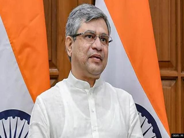 Electronics and Information Technology Minister Ashwini Vaishnaw, Source: PTI