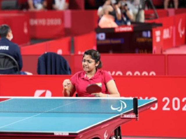 Indian paddler Bhavina Patel storms into quarterfinals
