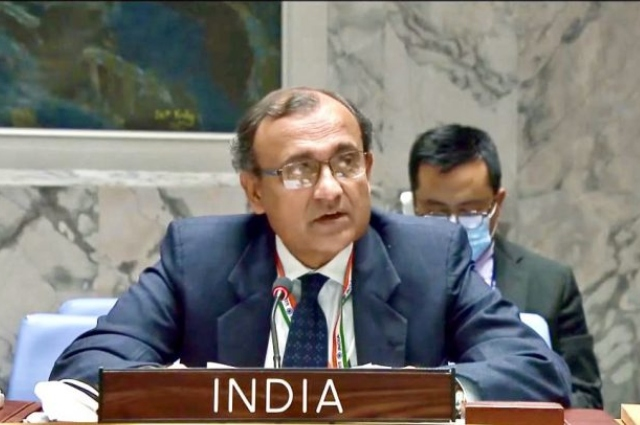India unleashes grain power as it takes over UNSC presidency