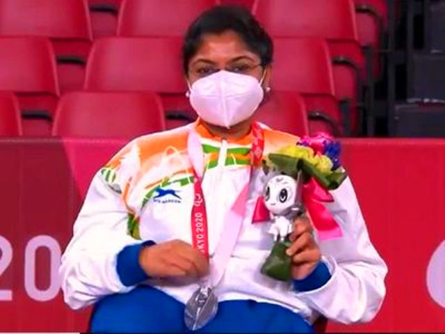 Bhavina Patel wins India's first medal at Tokyo Paralympics 2020, clinches silver in Para Table Tennis