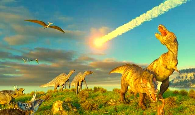 Dinosaurs Extinction: Scientists found possible origin of asteroid that killed dinosaurs