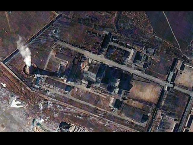 Yongbyon Nuclear complex, North Korea