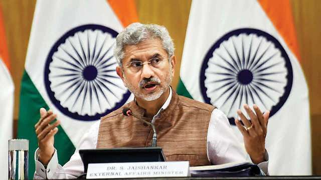 Code of Conduct on the South China Sea should be consistent with UN convention: Jaishankar