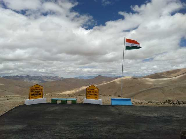 World's highest motorable road, Twitter/BRO
