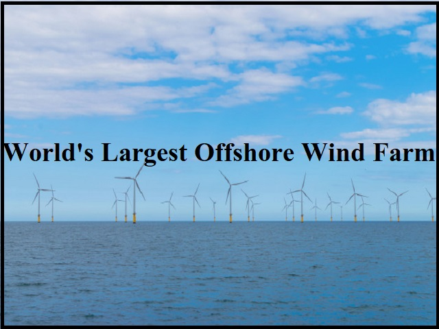 Representaional image: World's largest offshore wind farm in South Korea