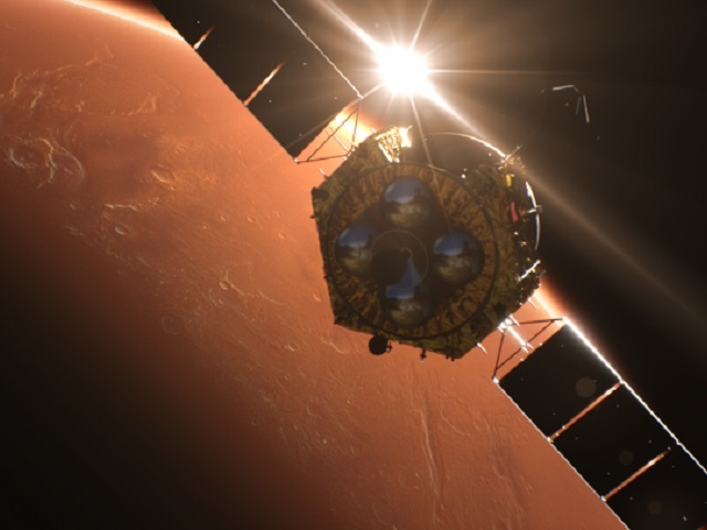 China Tianwen-1 spacecraft sends back Mars video footage for first time - Jagran Josh