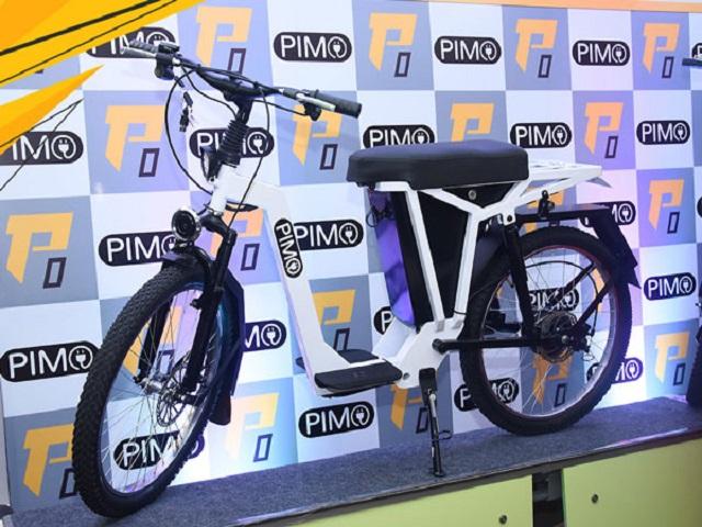 PiMo Bike
