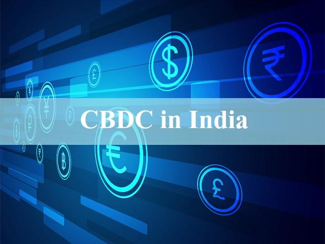 CBDC in India