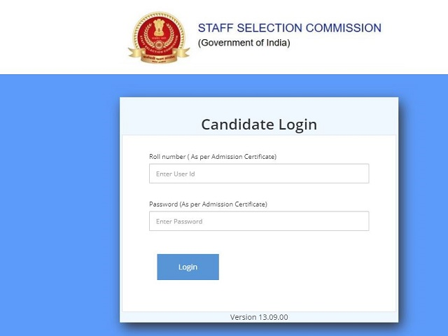 Download Combined Graduate Level 2 Answer Key @ssc.nic.in