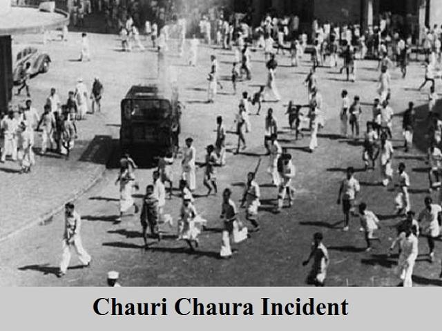 Chauri Chaura Incident
