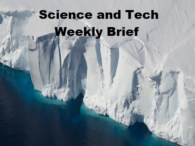 Science and Tech Weekly Brief