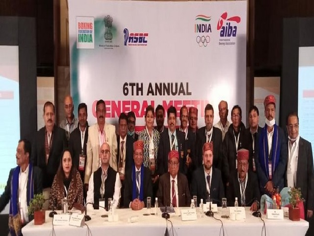 Ajay Singh re-elected as President of Boxing Federation of India