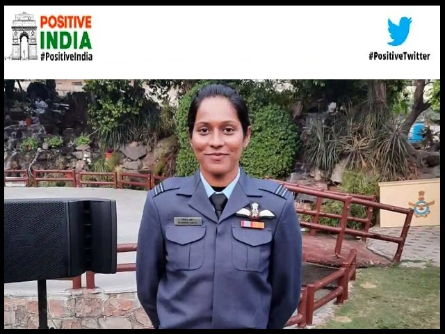 Bhawana Kanth first female fighter pilot to participate in Republic Day Parade in Hindi