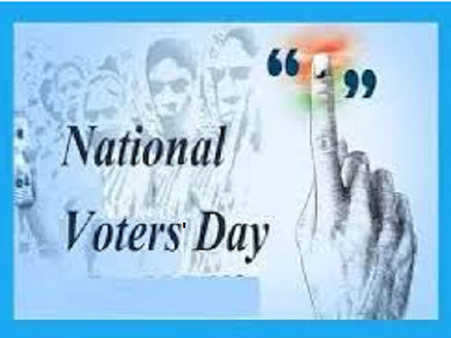 National Voters' Day