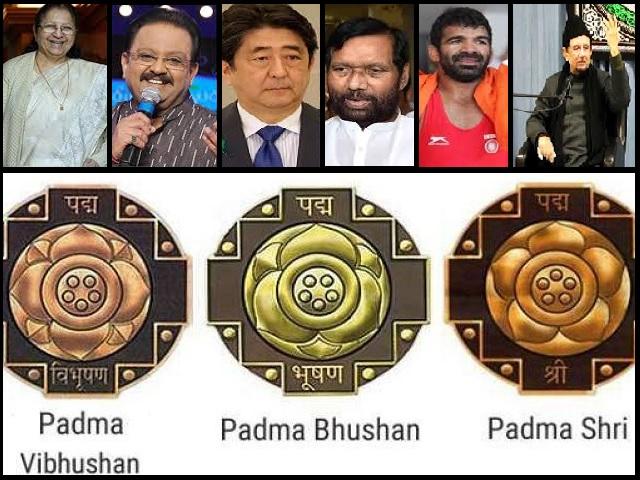Padma Awards 2021 winners list