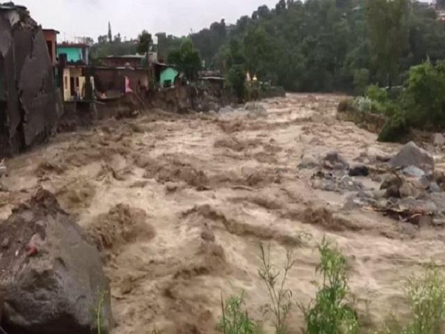 Flash Floods in Himachal