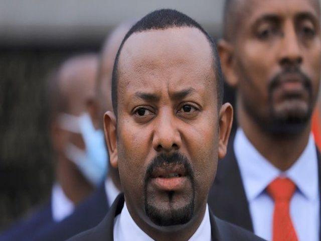 Ethiopia PM Abiy Ahmed, Source: Reuters