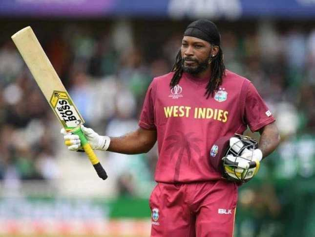 Chris Gayle Becomes First Player in T20 History to Reach 14,000 Runs