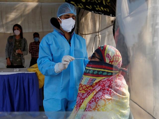 COVID-19 testing in India