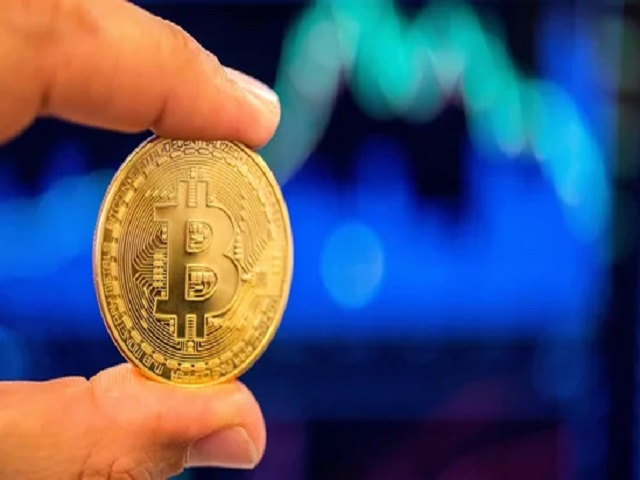 Cryptocurrency in India, Source: AFP