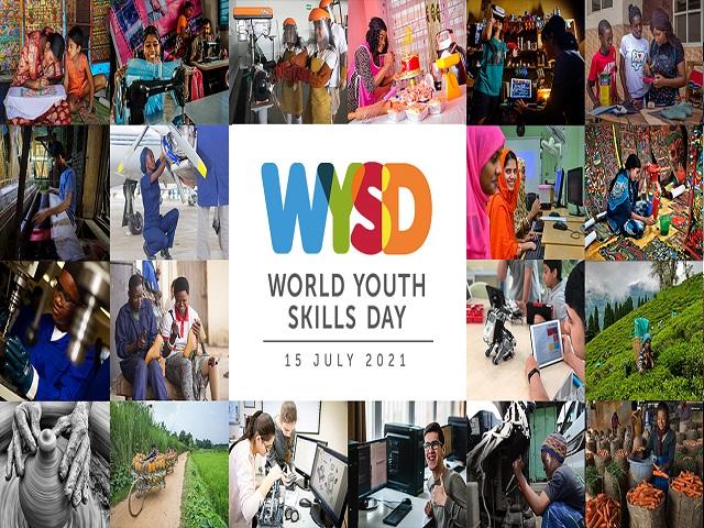 World Youth Skills Day 2021, Source: UNESCO