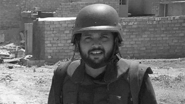 Indian photojournalist Danish Siddiqui killed in Afghanistan clashes