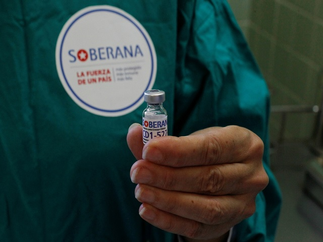 Cuba developed world's first conjugate vaccine, Soberana 2