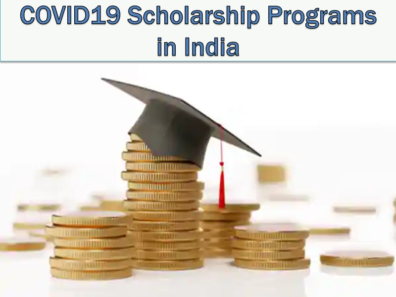 Scholarships to Apply during COVID19