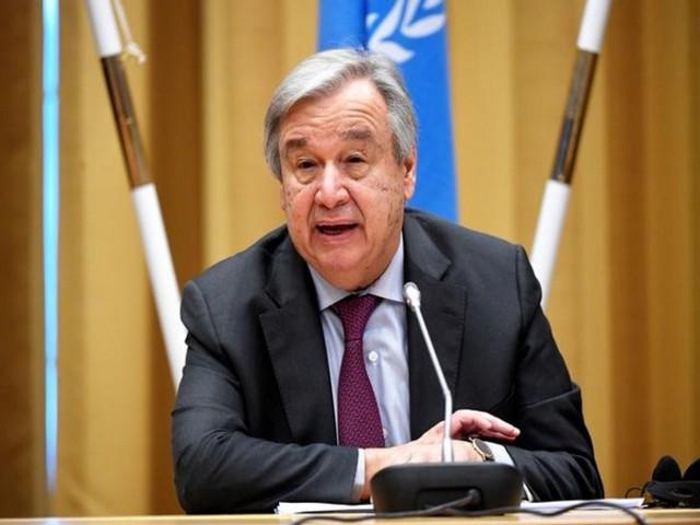 UN Secretary-General Antonio Guterres, Source: ANI