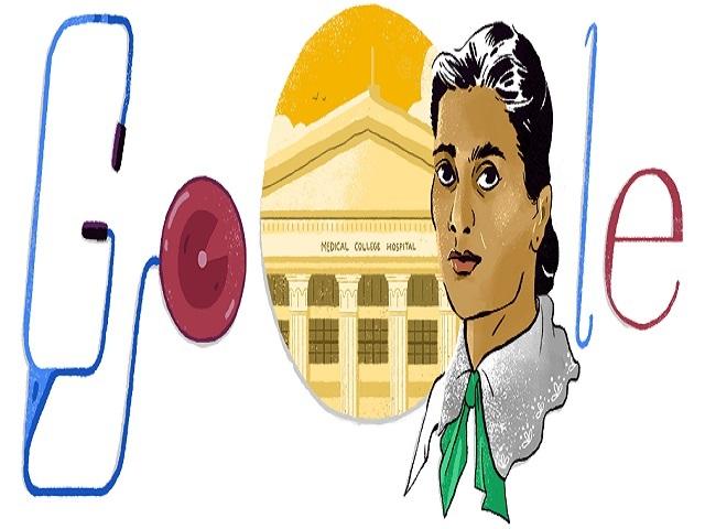 Kadambini Ganguly Google Doodle