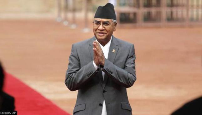 Sher Bahadur Deuba wins vote of confidence to become Nepal's next Prime Minister