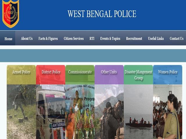 WBPRB Kolkata Police SI Recruitment 2021
