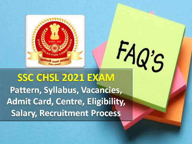 SSC CHSL 2021 Answer Key Released for Tier-1 Exam: Check Expected Cutoff, Result Updates, 4726 Vacancies, Eligibility, Salary for LDC/DEO/JSA/PA/SA Posts