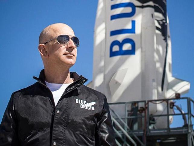 Jeff Bezos space flight: All you need to know