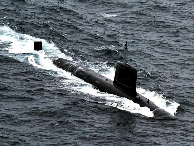 Tender for submarines