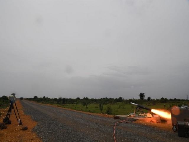 AKASH-NG Test firing