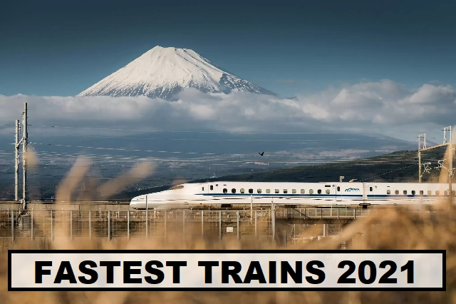 Fastest trains of the world