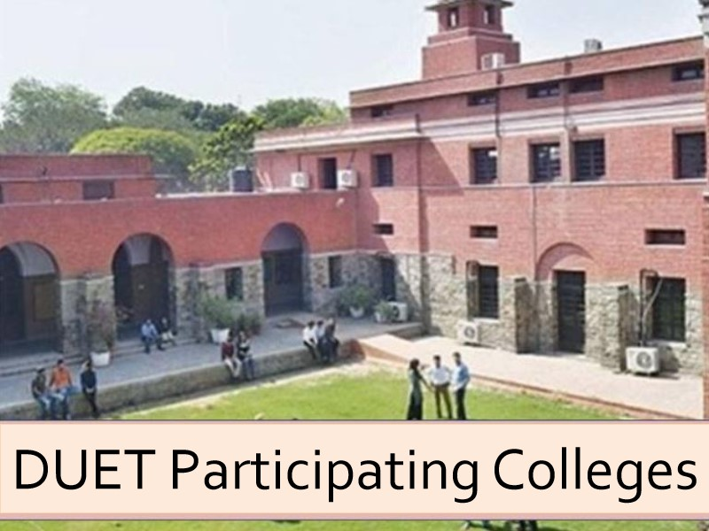 DUET 2021 Participating Colleges: Get Complete List of Colleges Accepting DUET UG & PG Scores