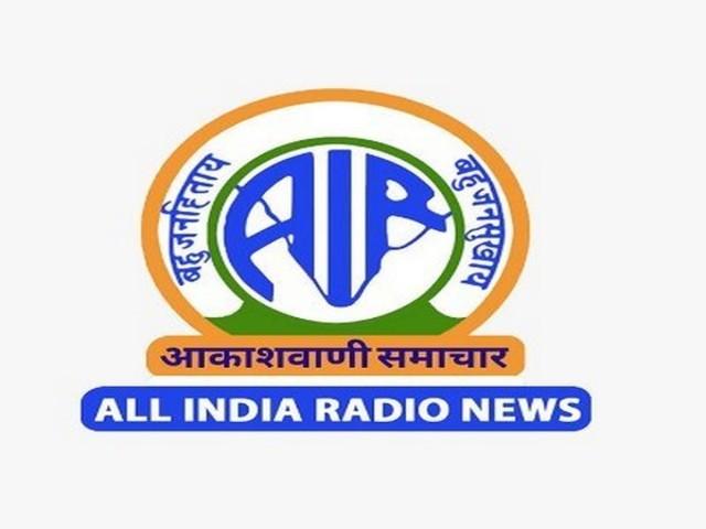 All India Radio (AIR), Source: ANI